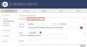 e-boekhouden-boekhoudpakket